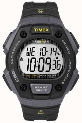 Timex Ironman classic 30 fs noir TW5M09500