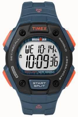 Timex Ironman classic 30 fs bleu TW5M09600