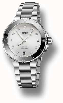 Oris Montre en acier inox 01 733 7731 4191-07 8 18 05P