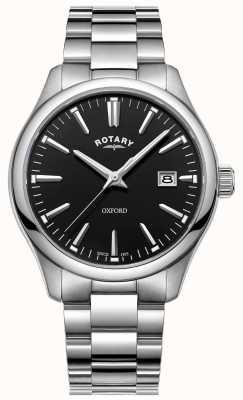 Rotary Bracelet en acier inoxydable montre oxford GB05092/04