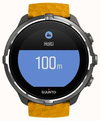 Suunto Spartan sport moniteur de fréquence cardiaque baromètre bluetooth montre SS050000000