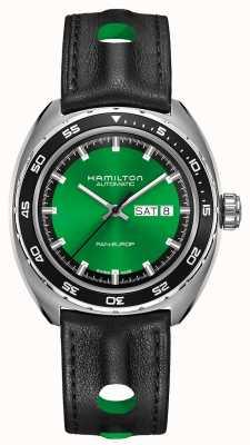 Hamilton American Classic Pan Europ Auto Cadran Vert H35415761