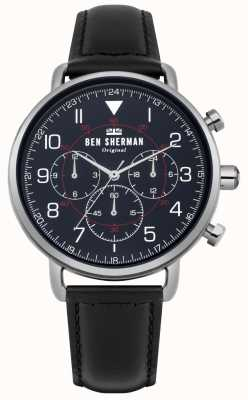 Ben Sherman Montre chronographe militaire portobello pour homme WB068UB