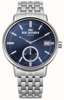 Ben Sherman Montre professionnelle portobello pour homme WB071USM