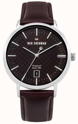 Ben Sherman Mens le patrimoine dylan WBS103BT