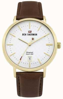 Ben Sherman Mens le patrimoine dylan WBS103TG