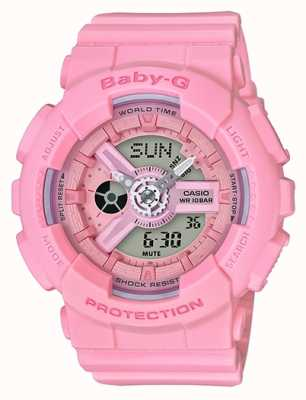 Casio Womans baby-g chronographe alarme BA-110-4A1ER