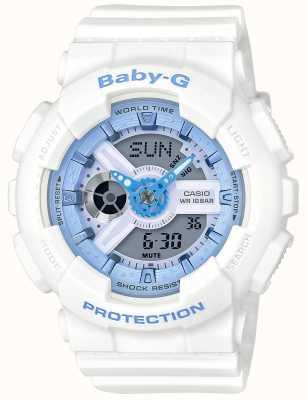 Casio Womans bébé-g temps du monde BA-110BE-7AER