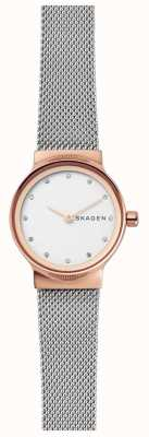 Skagen Womens katrine cadeau ensemble coeur collier SKW1101