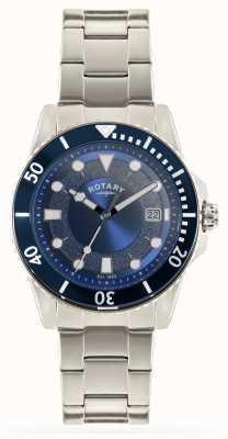 Rotary Bracelet en acier inoxydable pour homme GB00487/05