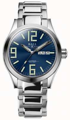 Ball Watch Company Ingénieur ii genèse 40mm automatique NM2026C-S7-BE