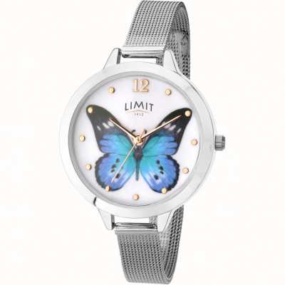Limit Montre secrète de maille de papillon de jardin de Womens 6269.73