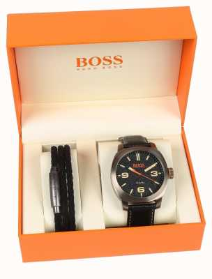 Hugo Boss Orange Ensemble de montre et bracelet homme capetown 1570052