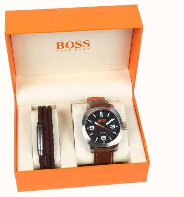 Hugo Boss Orange Ensemble de montre et bracelet homme capetown 1570051