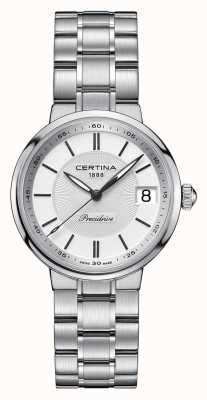 Certina Womens ds stella precidrive regarder C0312101103100