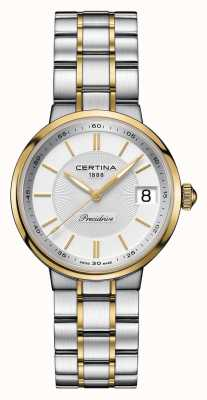 Certina Womens ds stella precidrive regarder C0312102203100