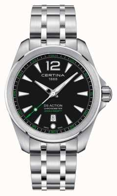 Certina Mens ds montre d'action C0328511105702