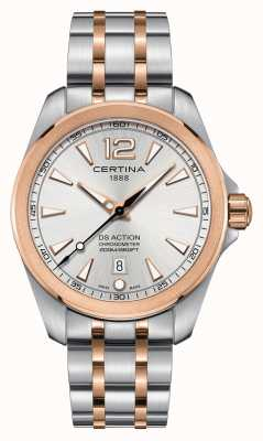 Certina Mens ds action montre chronomètre C0328512203700
