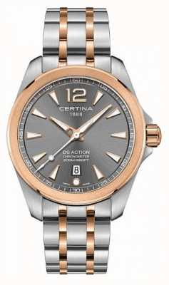 Certina Mens ds action montre chronomètre C0328512208700