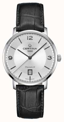 Certina Mens ds caimana powermatic 80 montre C0354071603700