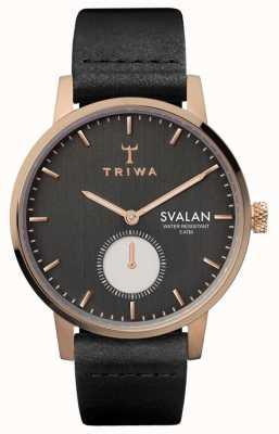 Triwa Noir svalan noir classique super mince SVST101-SS010114