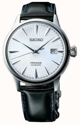 Seiko Présage automatique en acier inoxydable pour homme SRPB43J1