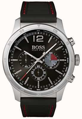 BOSS Montre chronographe professionnelle pour homme noire 1513525