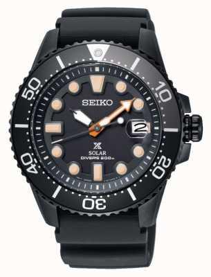 Seiko Prospex sea série noire édition limitée SNE493P1