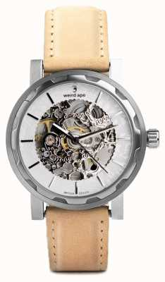 Weird Ape Bracelet en daim grès argent et argent cadran Kolt WA02-005533