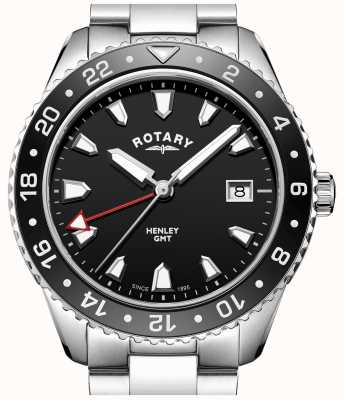 Rotary Bracelet homme en acier inoxydable GB05109/04