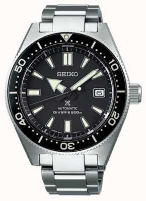 Seiko prospex divers loisirs cadran noir montre automatique SPB051J1