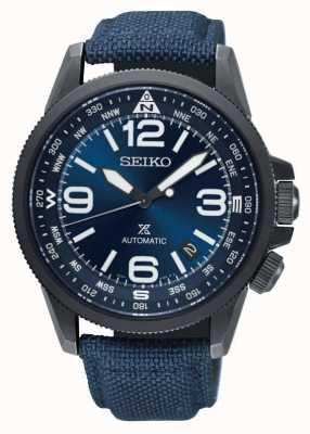 Seiko Mens prospex terrain automatique boussole en nylon montre bracelet SRPC31K1
