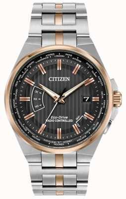 Citizen Monde des hommes perpétuel à eco-drive CB0166-54H