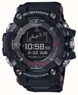Casio G-shock rangeman gps position solaire rechargeable GPR-B1000-1ER