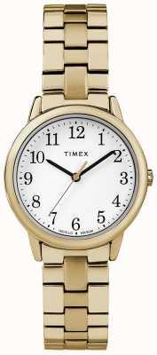 Timex Womens 31mm expédition bande bracelet en acier inoxydable TW2R58900