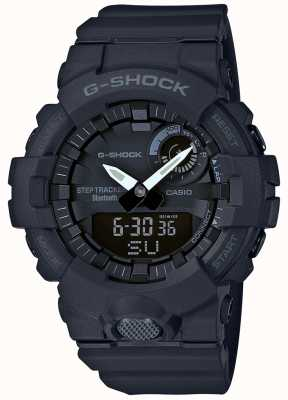 Casio G-shock bluetooth fitness étape tracker noir GBA-800-1AER