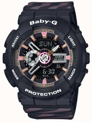 Casio Baby-g chance alarme chronographe BA-110CH-1AER