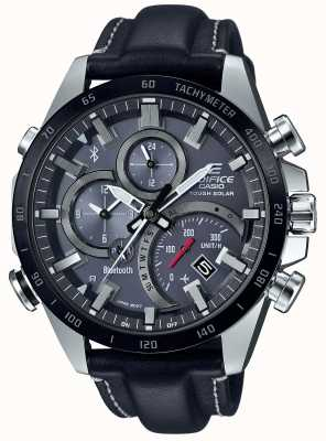 Casio Edifice bluetooth smart alarme solaire chronographe EQB-501XBL-1AER