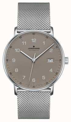 Junghans Former un bracelet en maille milanaise automatique 027/4836.44