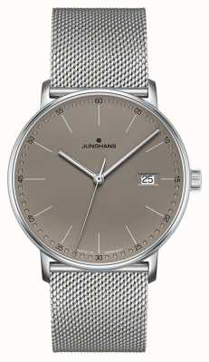 Junghans Montre Form Quartz Cadran Gris 041/4886.44