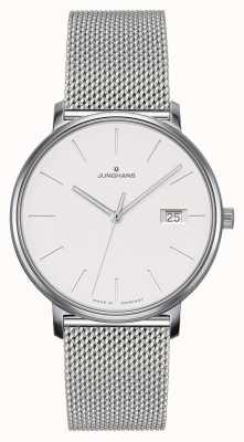 Junghans Forme damen acier bracelet en maille montre 047/4851.44