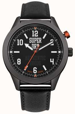 Superdry Yokohama vision nocturne bracelet noir SYG187BB