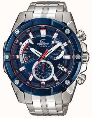 Casio Edifice toro rosso bracelet en acier inoxydable EFR-559TR-2AER