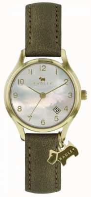 Radley Womens liverpool street watch bracelet en bronze RY2590