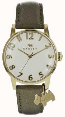 Radley Womens liverpool street watch bracelet en bronze RY2594