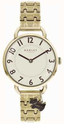 Radley Womens southwark park montre ton or bracelet RY4298
