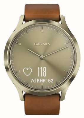Garmin Vivomove hr (petit / moyen) Premium traqueur d'activité or 010-01850-05