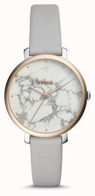 Fossil Bracelet en cuir jacqueline pour femme ES4377