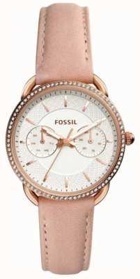 Fossil Bracelet en cuir pour femme ES4393