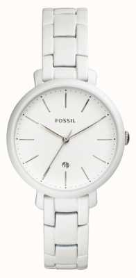 Fossil Bracelet en acier inoxydable jacqueline pour femme ES4397